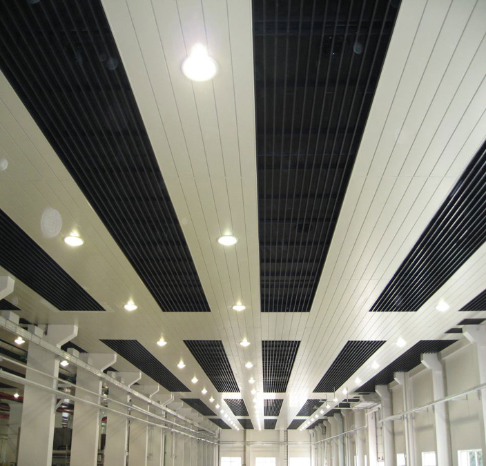 Louver Ceiling